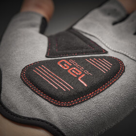 GripGrab EasyRider Padded Short Finger Gloves navy